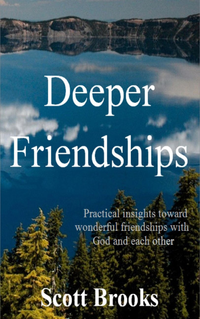 *** Deeper Friendships Book Cover Picture ***